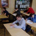 Wyniki I etapu konkursu o historii szkoły