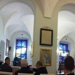 Msza święta z okazji Międzynarodowego Dnia Krwiodawcy w Pałacu Prezydenckim