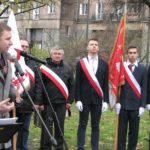 Odsłonięcie pamiątkowej tablicy poświęconej generałowi Józefowi Hallerowi.