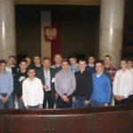 Spotkanie społeczności uczniowskiej z Posłem na Sejm Pawłem Lisieckim