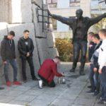 Opieka nad pomnikiem ku Czci Pomordowanych w Praskich Więzieniach