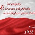 100 lat odzyskania niepodległości POLSKA