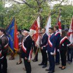 """Uroczystości na placu Hallera w 100 lecie przybycia """"Błękitnej Armii"""""""
