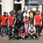 Świąteczna pomoc naszych uczniów w Caritasie Diecezji Warszawsko-Praskiej