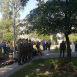 Uroczystości upamiętniające pułkownika A. Żurowskiego