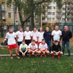 Mistrzostwa Dzielnicy Praga Północ w Piłce Nożnej Chłopców