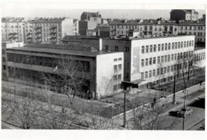 Szkoła w 1964 r.