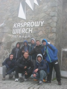Kasprowy Wierch Schronisko